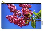 Beautiful Lilac Carry-all Pouch
