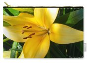 Beautiful Lily I Carry-all Pouch