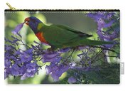 Beautiful Lorikeet Carry-all Pouch