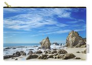 Beautiful Malibu Rocks Carry-all Pouch