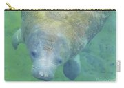 Beautiful Manatee Carry-all Pouch