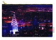 Beautiful Manhattan Skyline Carry-all Pouch