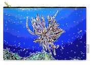 Beautiful Marine Plants 1 Carry-all Pouch by Lanjee Chee