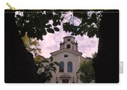 Beautiful Mason Hall - Pomona College - Trees Framing Carry-all Pouch