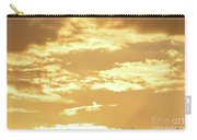 Beautiful Morming Sky  Carry-all Pouch