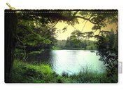 Beautiful Mountain Lake Carry-all Pouch