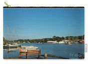 Beautiful Mylor Bridge Carry-all Pouch
