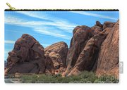 Beautiful Nature Landscape Valley Of Fire  Carry-all Pouch