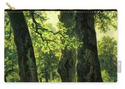 Beautiful Oak Trees Reach To The Skies Carry-all Pouch