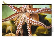 Beautiful Octopus Carry-all Pouch