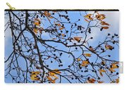Decorative Tree Branch Carry-all Pouch
