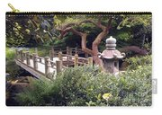 Beautiful Park In San Francisco Carry-all Pouch