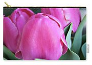 Beautiful Pink Lipstick Carry-all Pouch