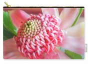 Beautiful Pink Shades On A Waratah Flower Carry-all Pouch