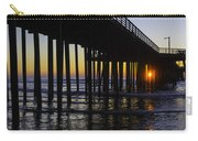 Beautiful Pismo Beach Sunset Carry-all Pouch
