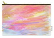 Beautiful Possibilities - Contemporary Art Carry-all Pouch
