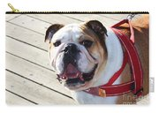 Beautiful Pug. Carry-all Pouch
