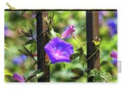 Beautiful Railroad Vine Flower II  Carry-all Pouch