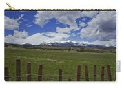 Beautiful Rocky Mountains Carry-all Pouch