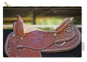 Beautiful Saddle Carry-all Pouch