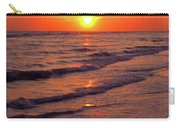 Beautiful Sanibel Sunset Carry-all Pouch