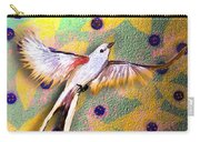 Beautiful Scissor-tailed Flycatchers Carry-all Pouch