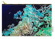 Beautiful Sea Fan Coral 1 Carry-all Pouch by Lanjee Chee