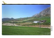 Beautiful Spanish Countryside Carry-all Pouch