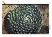 Beautiful Spiked Ball Plant Carry-all Pouch