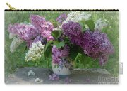 Beautiful Spring Flowers In A Vase Carry-all Pouch