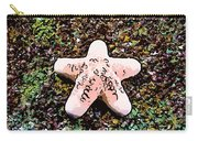 Beautiful Starfish In The Coral Reef Carry-all Pouch