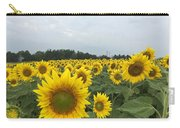 Beautiful Sunflowers Carry-all Pouch