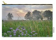 Beautiful Sunrise In Glacial Park Carry-all Pouch