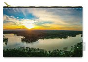 Beautiful Sunset Over Lake Wylie South Carolina Carry-all Pouch
