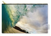 Beautiful Sunset Wave Carry-all Pouch