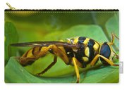 Beautiful Syrphid Carry-all Pouch