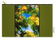 Beautiful Tree Tops In Sky Carry-all Pouch