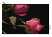 Beautiful Two Tone Roses 4 Carry-all Pouch
