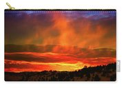 Beautiful Utah Sunset Carry-all Pouch