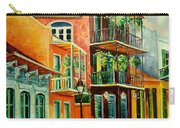 Beautiful Vieux Carre Carry-all Pouch