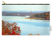 Beautiful View Of The Hudson River 1 Carry-all Pouch