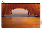 Beautiful Violin Carry-all Pouch