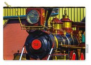 Beautiful Virgina And Truckee Steam Train Carry-all Pouch