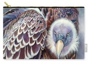 Beautiful Vulture Carry-all Pouch