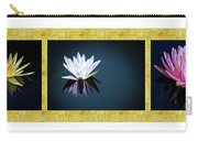 Beautiful Waterlilies Carry-all Pouch