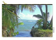 Beautiful Waters Of Puerto Rico Carry-all Pouch