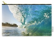 Beautiful Wave And Sunlight Carry-all Pouch
