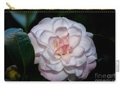 Beautiful White Camellia Carry-all Pouch