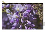 Beautiful Wisteria A Spring Delight Carry-all Pouch