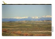 Beautiful Wyoming Carry-all Pouch
